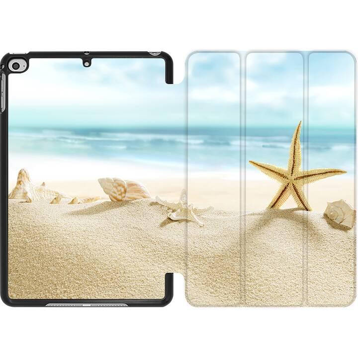 EG MTT Coque pour iPad Mini 4 (2015) et Mini 5 (2019) - conque de plage
