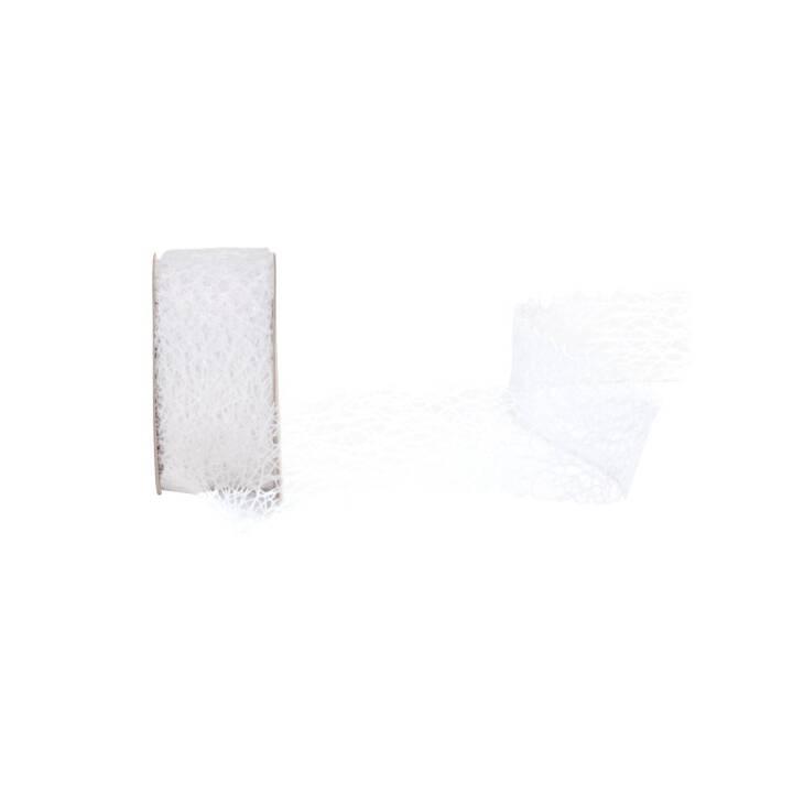 SPYK Band Cubino 25mm/4m blanc Netty