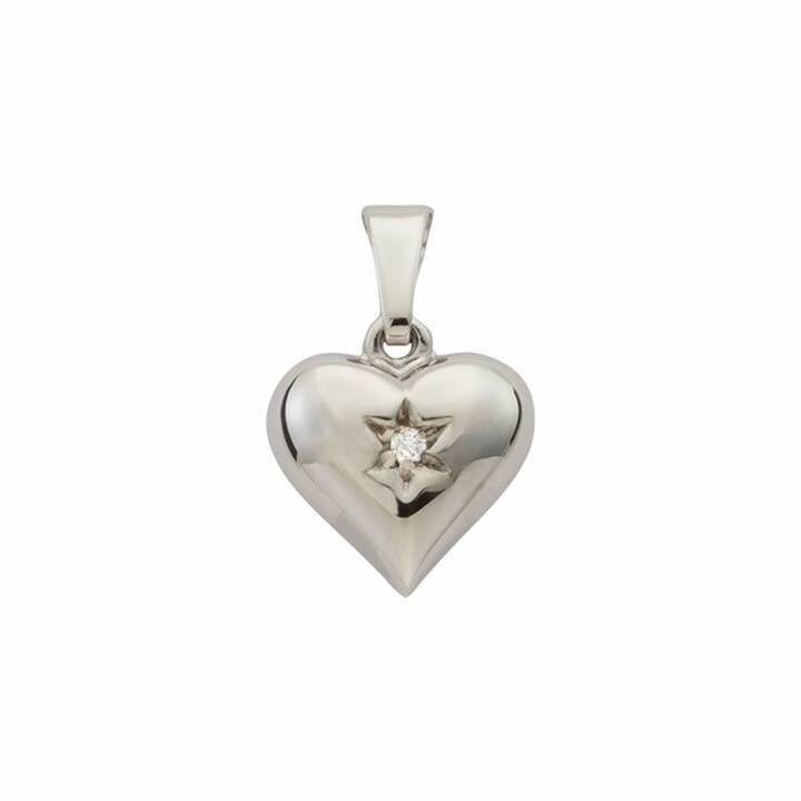 MUAU Pendentif pour le cou (Diamant, 1.5 cm)