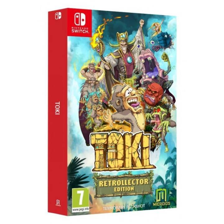 Toki Retrollector Edition (DE)