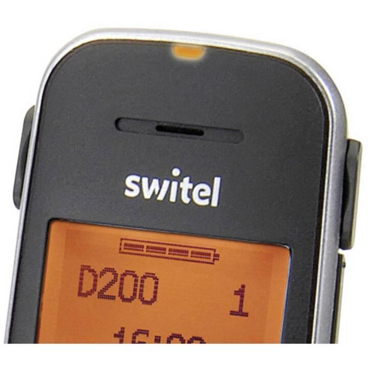 SWITEL D200 Combo (Noir)