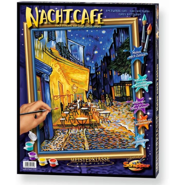 SCHIPPER Malen nach Zahlen Nachtcafé Nachtcafé