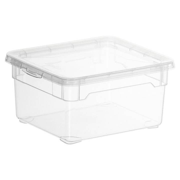 ROTHO CLEAR Box Small, 2 L sans couvercle