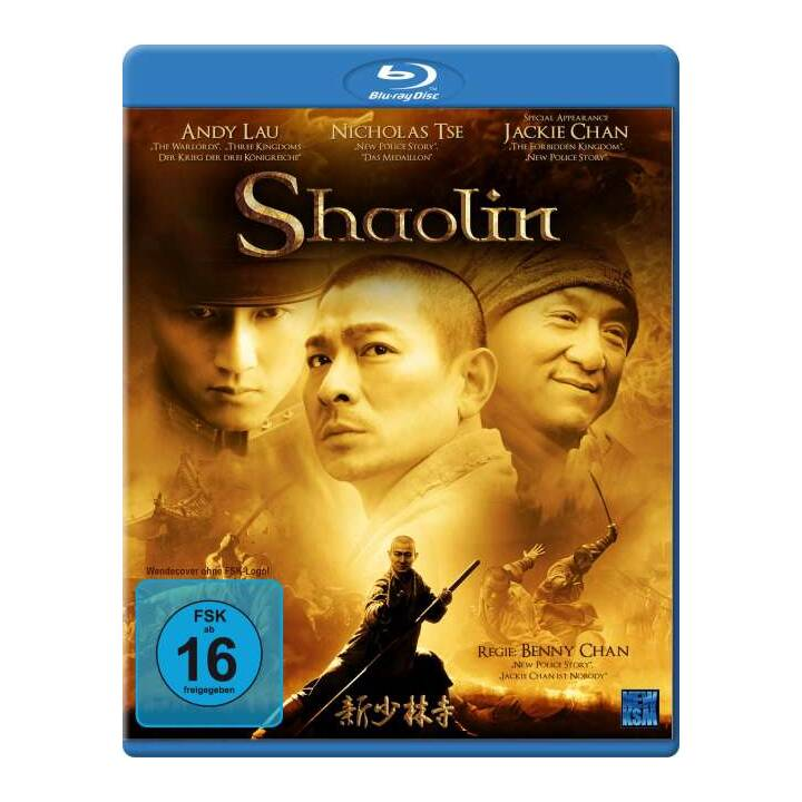 Shaolin (DE, Mandarin)