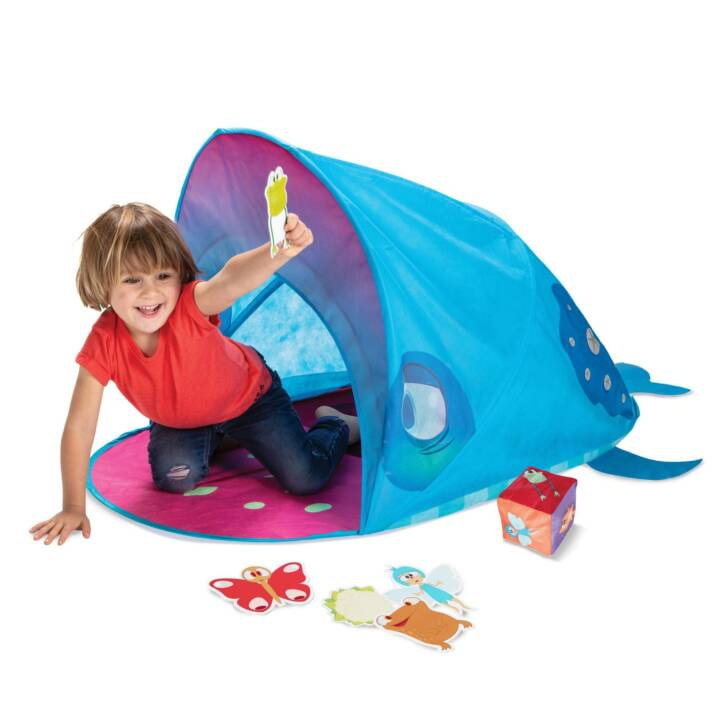 WORLDS APART Maisonnette pour enfant BIG IT UP Wally Well Wal