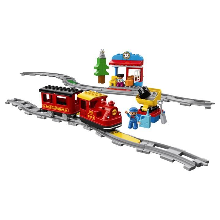 LEGO DUPLO ferrovia a vapore (10874)