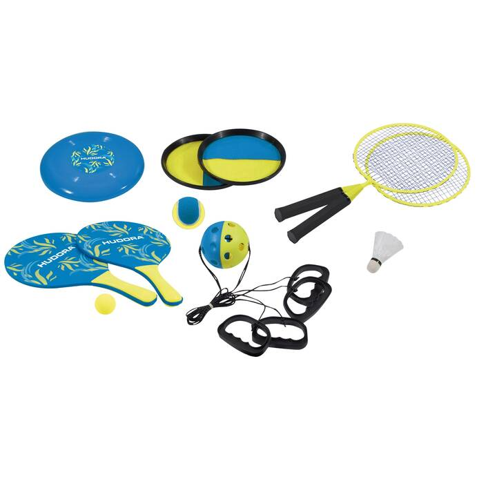 HUDORA Beachset Frisbee