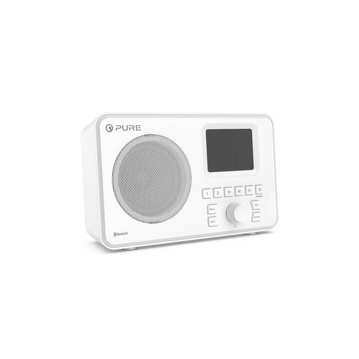 PURE Elan One Radio pour cuisine / -salle de bain (Blanc)