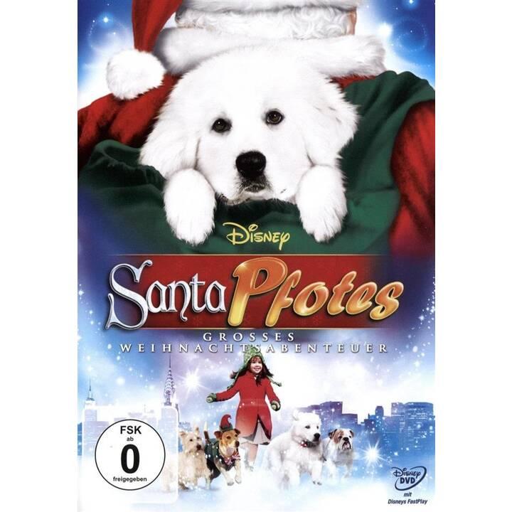 Santa Pfotes grosses Weihnachtsabenteuer (IT, EN, DE, TR)