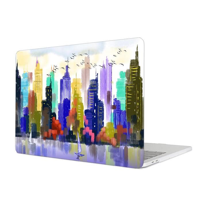 """EG MTT Cover per Macbook Pro 13"""" Not Touchbar (2016-2018) - Painting City"""