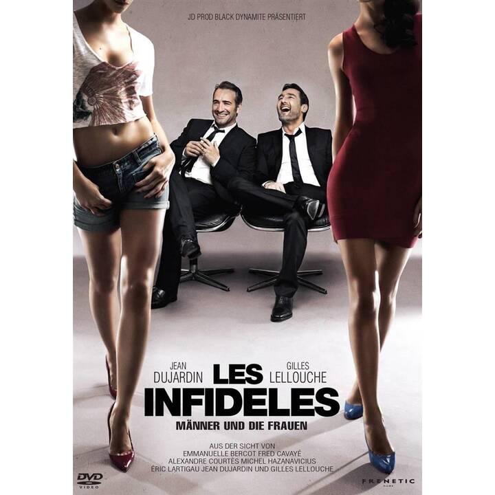 Les Infidèles -Männer und die Frauen (DE, FR, DE, FR)