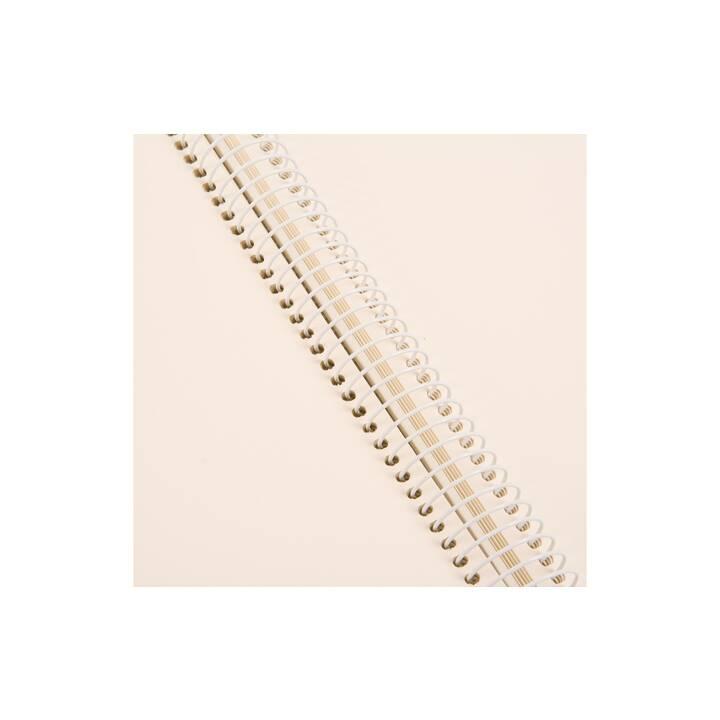 GOLDBUCH 1000 Hearts Album fotografico (Oro, Grigio, Bianco)