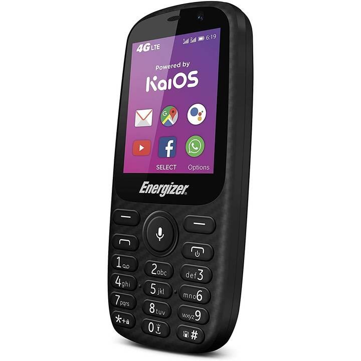 "ENERGIZER Energy E241S (2.4"", 4 GB, Noir)"