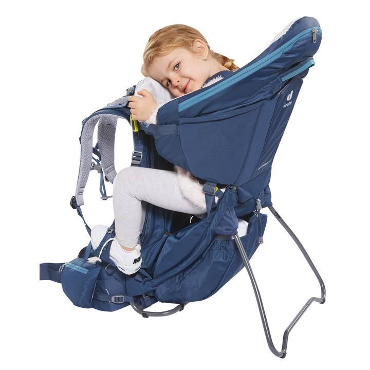 DEUTER Kinderkraxe Kid Comfort Pro (Midnight)