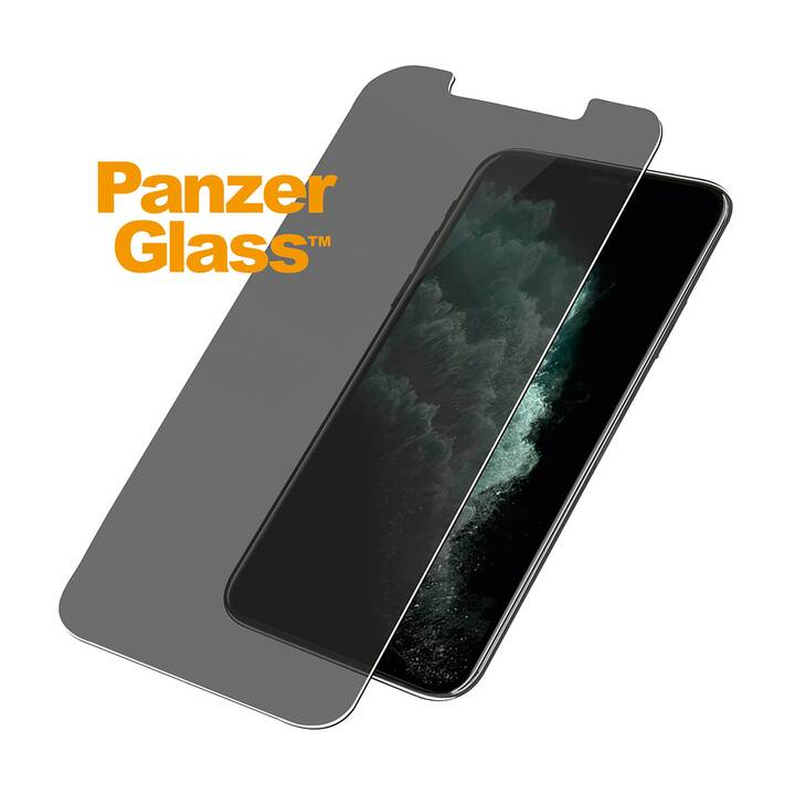 PANZERGLASS Film de protection d'écran Privacy (iPhone XS Max, iPhone 11 Pro Max)