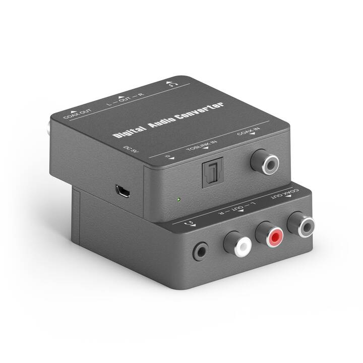 PURELINK PT-C-DAC Convertisseur audio