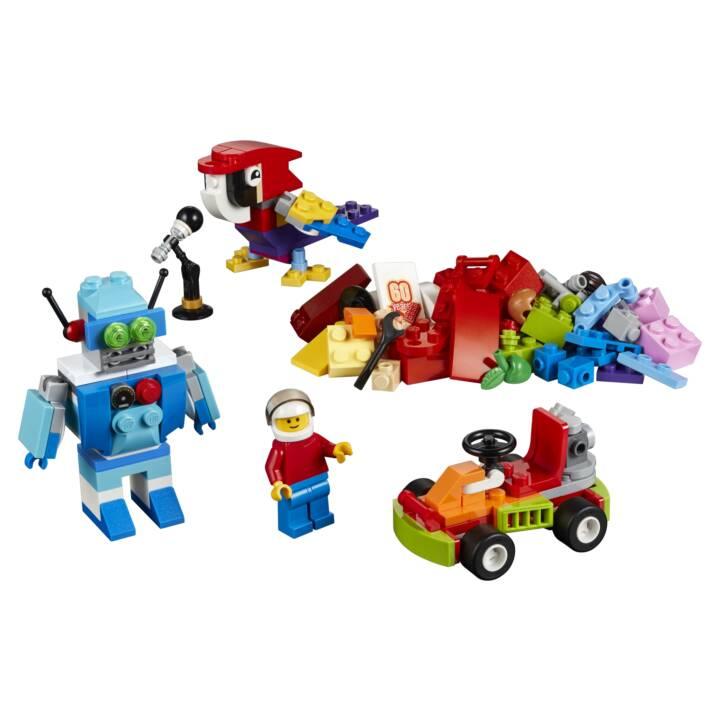 LEGO Classic Spass in der Zukunft (10402)