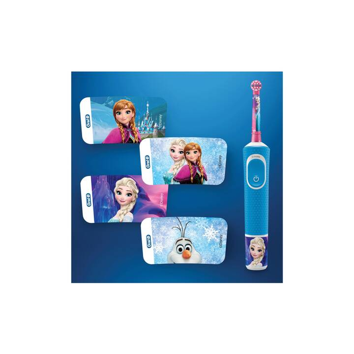 ORAL-B Vitality 100 Kids Plus Frozen cls (Akkubetrieb)