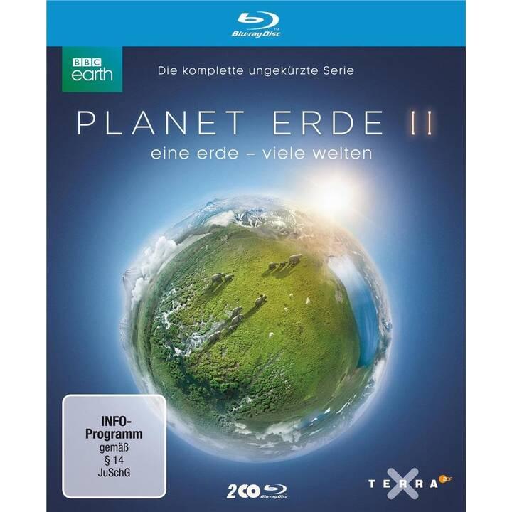 Planet Erde II - Eine Erde - Viele Welten (DE, EN)