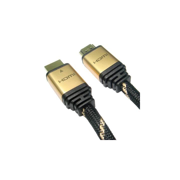 XCAB Cavo di giunzione (HDMI, 5 m)