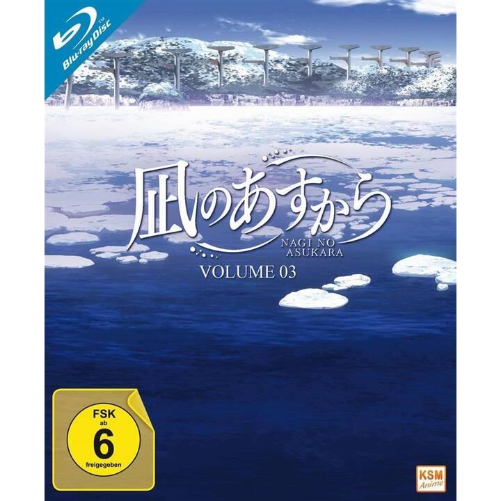 Nagi no asukara - Vol. 3 - Episoden 12-16 (JA, DE)