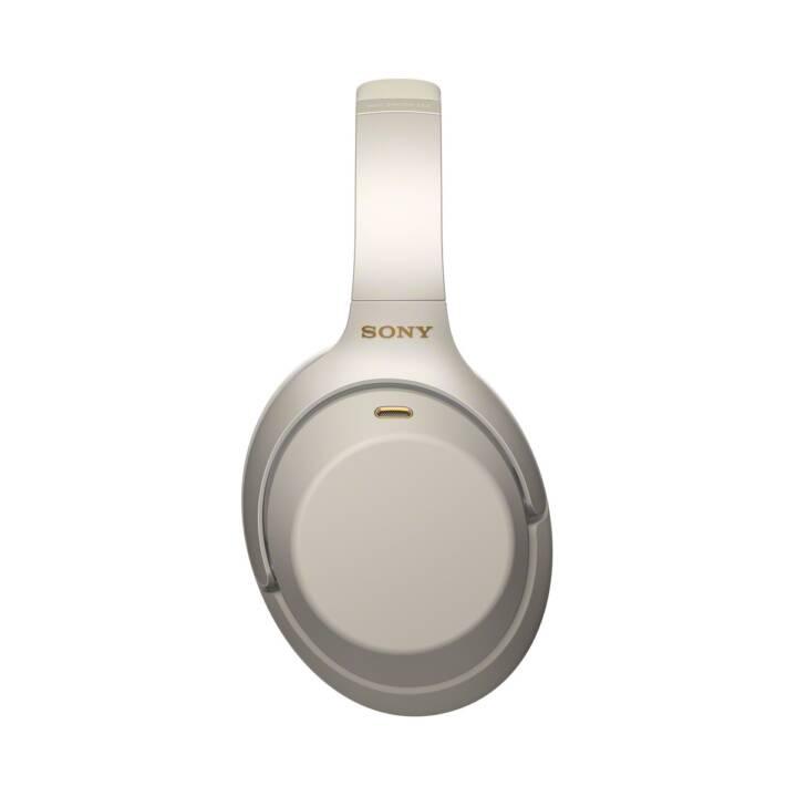 SONY Wireless Kopfhörer WH-1000XM3 Silver