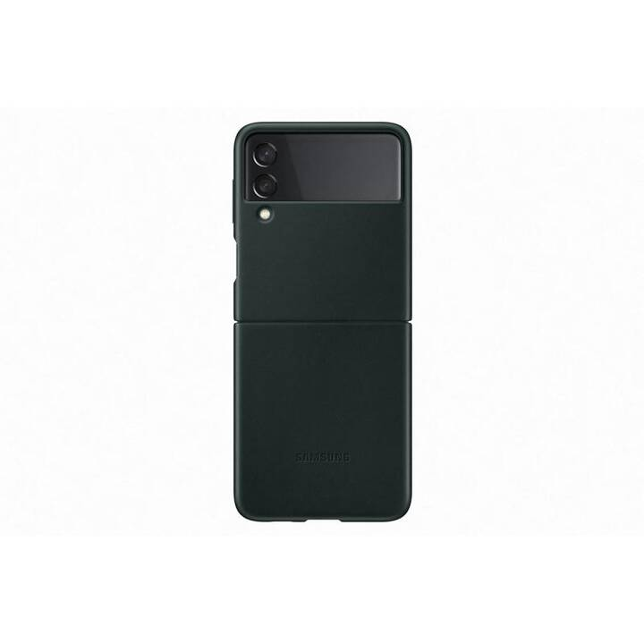 SAMSUNG Backcover EF-VF711 (Galaxy Z Flip 3, Grün)