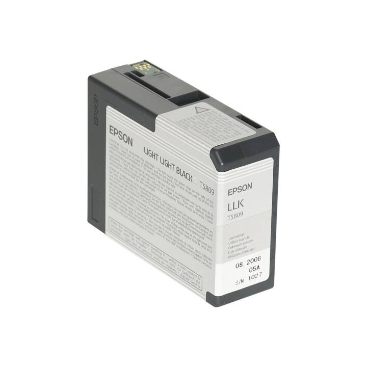 EPSON Patrone Light Light Black