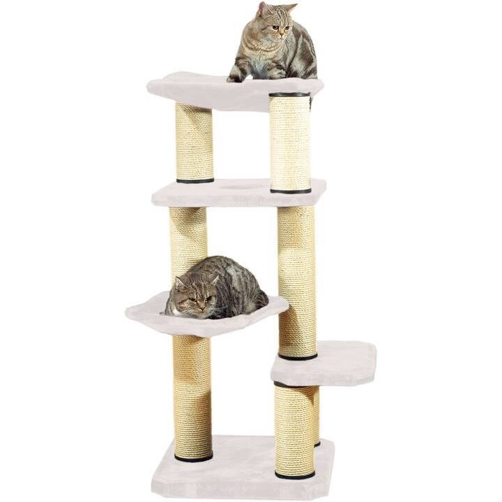 SWISSPET Arbre à chat Anita (Blanc)