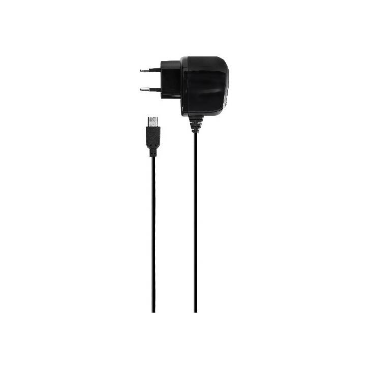 XQISIT 17628 Chargeur mural (2000 mA, Micro USB)