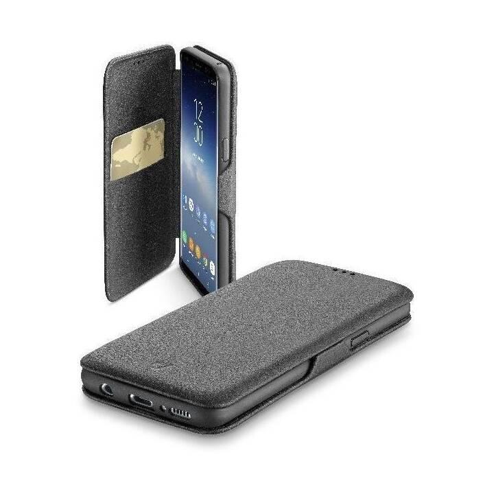 CELLULAR LINE Book Case für Galaxy S9 Black
