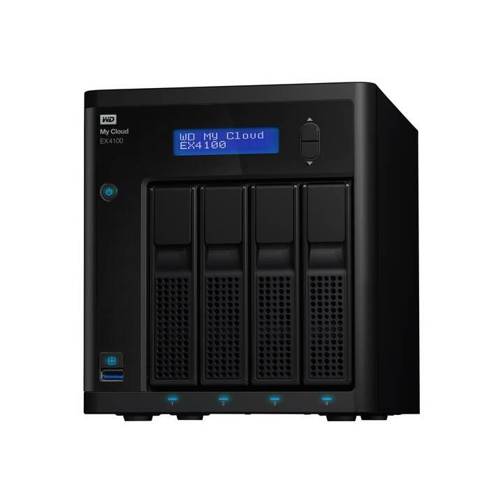 WESTERN DIGITAL My Cloud EX4100 (56 TB)