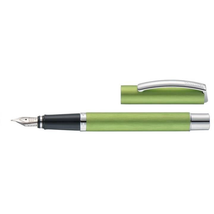 ONLINE Juicy Green Penne stilografice (Metallico, Verde)