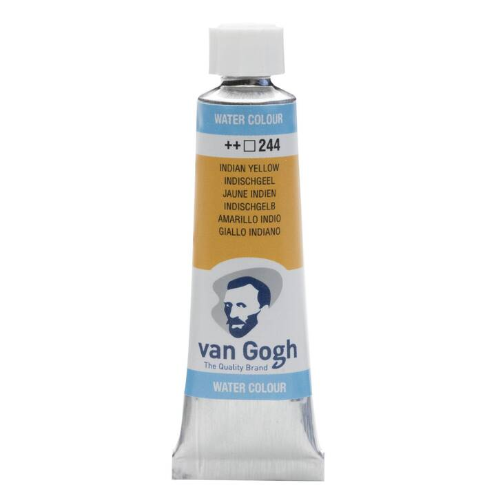 VAN GOGH Peinture aquarelle 244 (10 ml, Jaun indien)