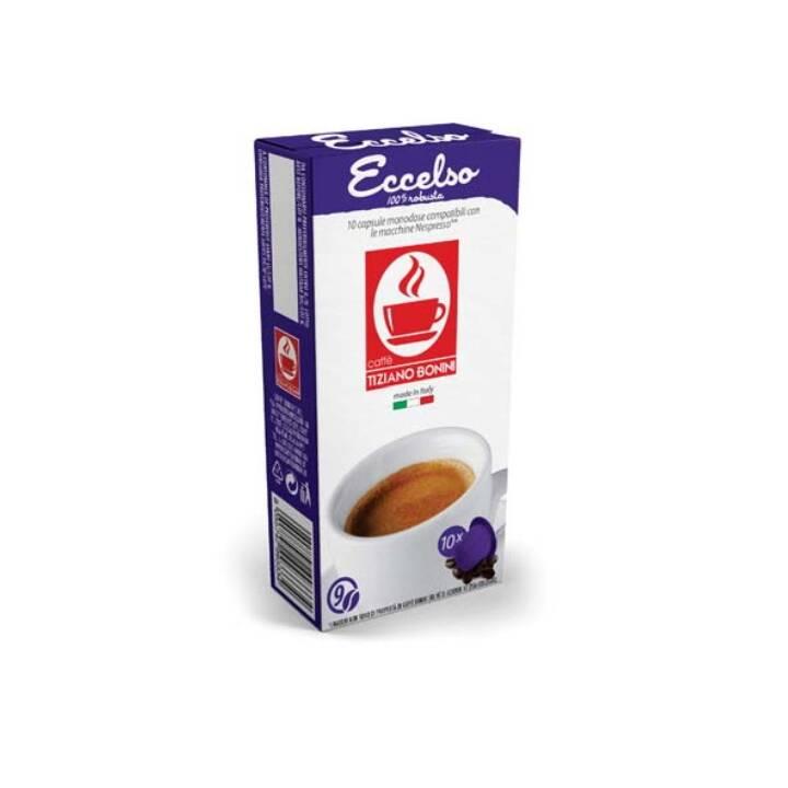 TIZIANO BONINI Capsule di caffè Ristretto Eccelso (10 pezzo)