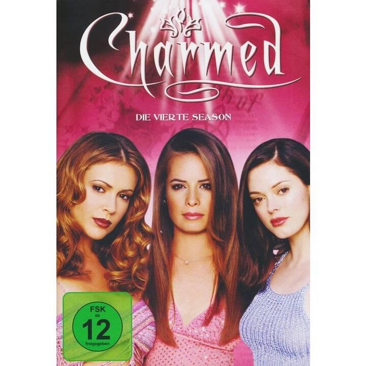 Charmed Saison 4 (ES, DE, EN, FR)