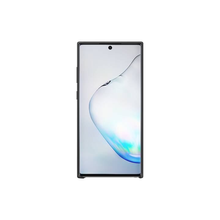 SAMSUNG Backcover (Galaxy Note 10 Plus, Schwarz)