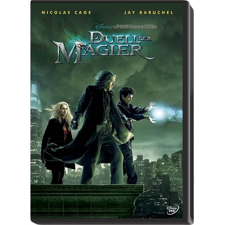 Duell der Magier (EN, ES, DE)