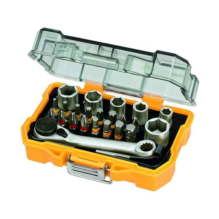 DEWALT Set chiavi a bussola DT71516 (T40, T30, T20, T25, T10, T15)