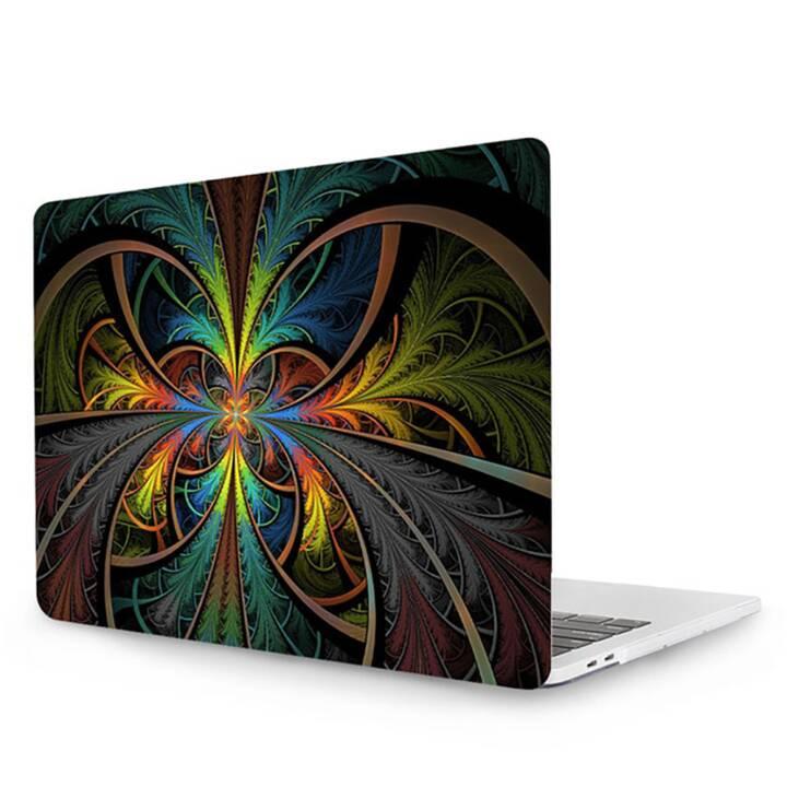 """EG MTT Cover pour MacBook Pro 13"""" Touch Bar - Vitrail"""