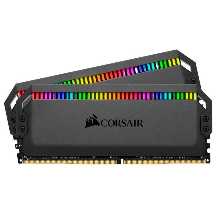CORSAIR CMT64GX4M2C3200C16 (2 x 32 GB, DDR4-SDRAM, DIMM 288-Pin)