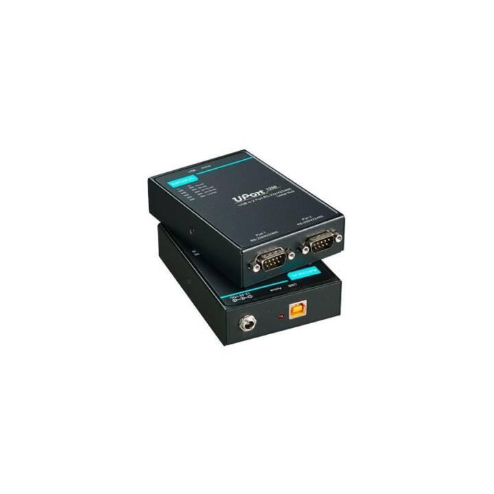 MOXA UPort 1250 Serieller Adapter