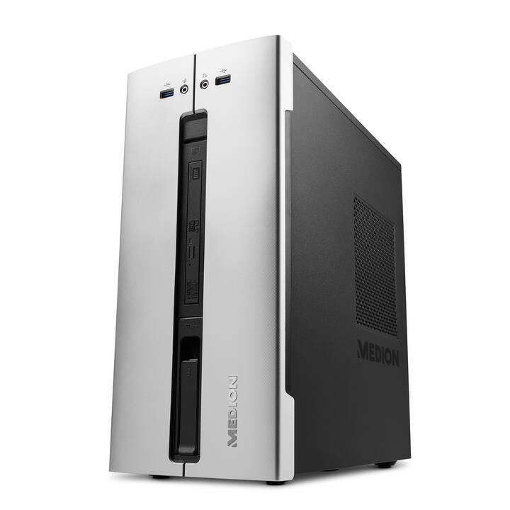 MEDION Akoya E62024 (Intel Core i5 10400, 8 GB, 256 GB SSD, 1 To HDD)