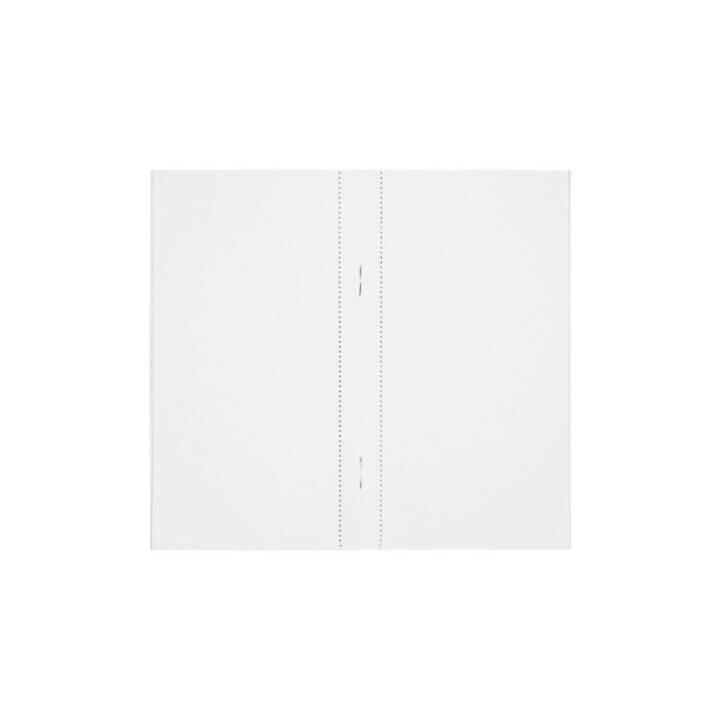 BIELLA papier à lettres 8,5x15,3 cm