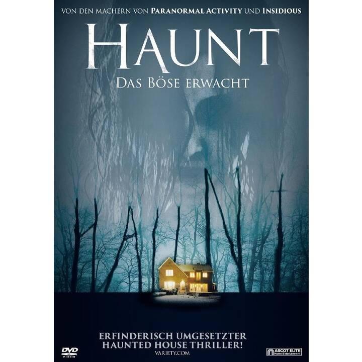 Haunt - Das Böse erwacht (DE, EN)