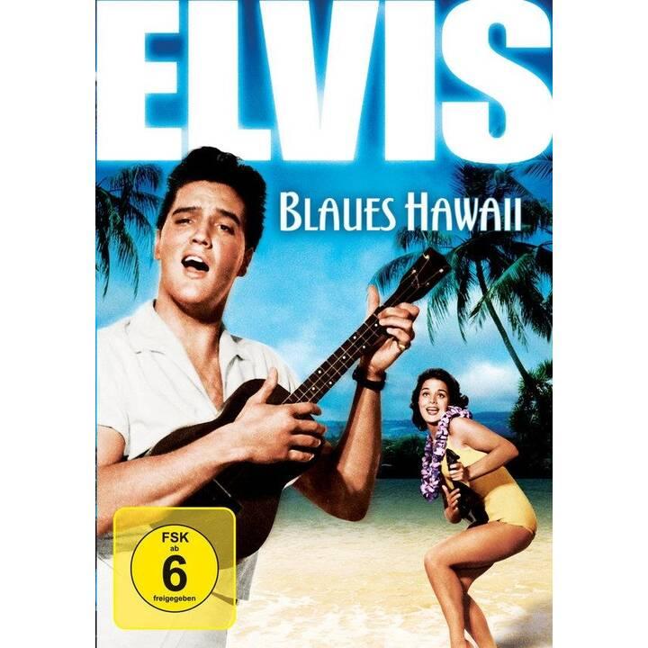 Blaues Hawaii - Elvis Presley (IT, ES, DE, EN, FR)