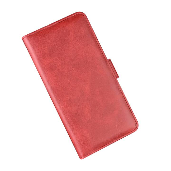 EG Mornrise Etui portefeuille pour Xiaomi Mi A3 - Rouge