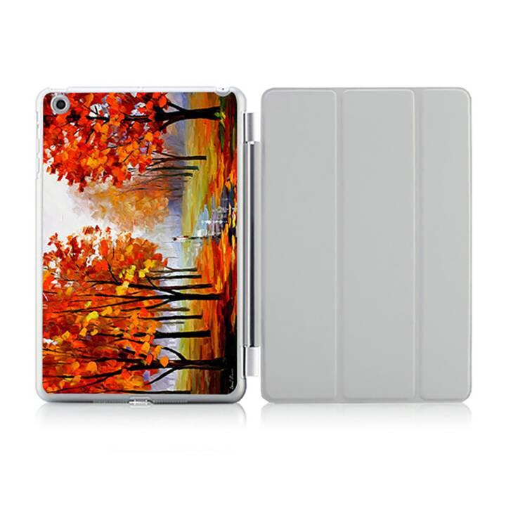 "EG iPad Hülle für Apple iPad 9.7 ""Air 2 - Leinwand Landschaft"