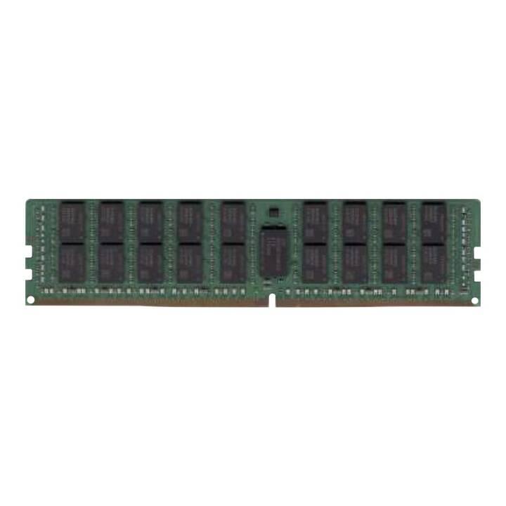 DATARAM DVM32R2T4/32G (1 x 32 GB, DDR4-SDRAM, DIMM 288-Pin)
