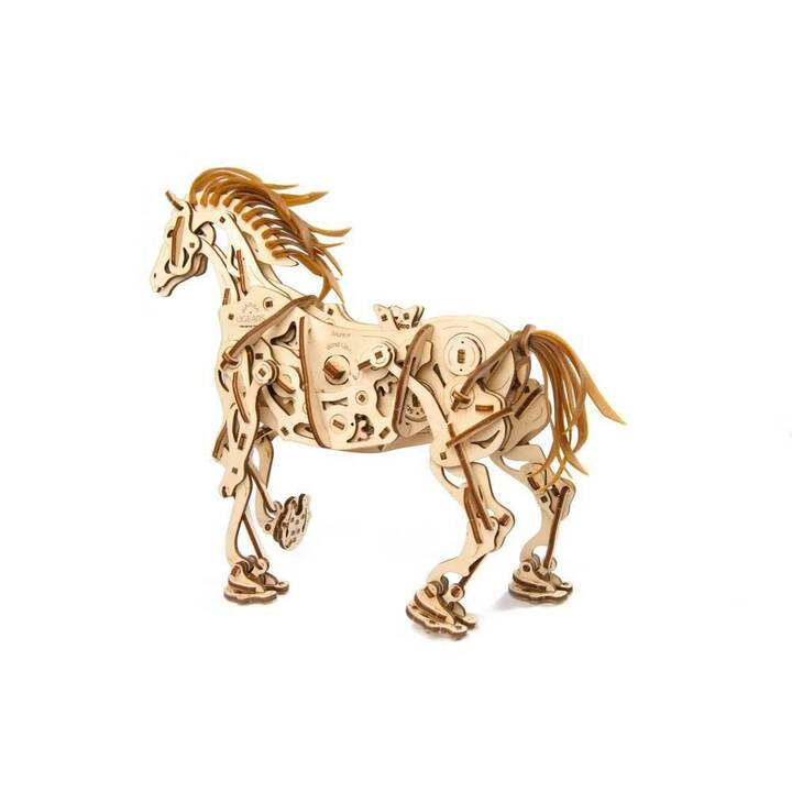 Mechanisches Pferd null